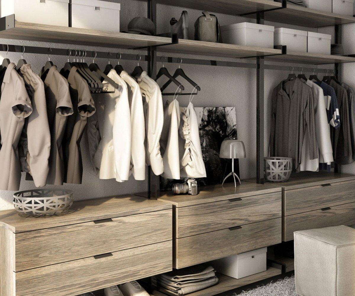 Hupp 201 9300 Gravity Wardrobe System Schreiters
