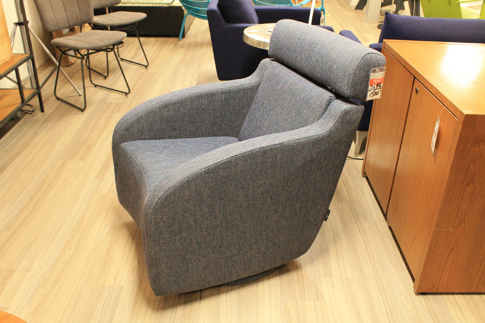 Alta Nova Swivel Glider Chair Floor Model Schreiters